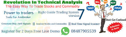 auto buy sell signal software nse mcx right guide trading system