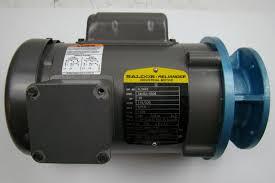 baldor 1 4 hp industrial motor 115 230v single phase 56c kl3403
