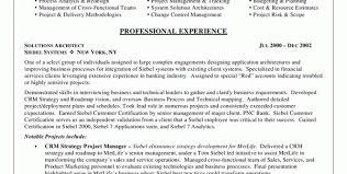 database architect resume enterprise data architect sample resume