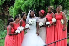 coral and gold bridesmaid dresses wedding coral bridesmaids dresses with gold