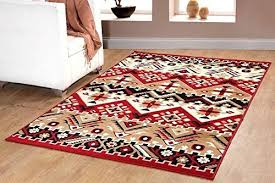 Southwestern Throw Rugs Southwest Area Rugs Amazon Com