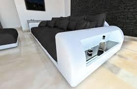 Xxl Big Sofa Miami Megasofa Mit Beleuchtung Bigsofa Mega Couch