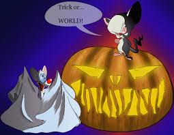 Pinky And The Brain Meme - pinky and the brain halloween by infindibulator on deviantart