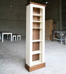 solid pine slim bookcase doherty house latest trends slim