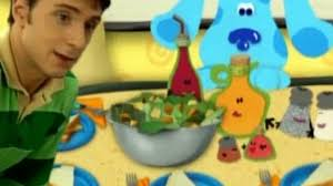 blue u0027s clues s03e25 words video dailymotion