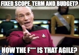 Agile Meme - picard wtf meme imgflip