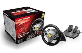 volante ps3 thrustmaster thrustmaster volant challenge racing wheel pc ps3