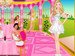 Barbie Room Makeover Games - barbie bride room decoration games wedding decor