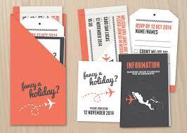 themed wedding invitations 20 printable travel wedding invitations southbound