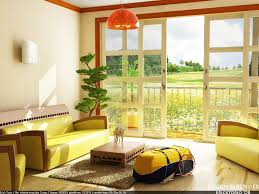 Yellow Livingroom by Yellow Sofa A Sunshine Piece For Your Living Room