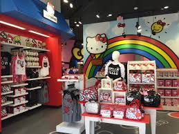 Orlando Map Store by Photos Hello Kitty Store Opens At Universal Studios Florida