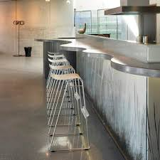 Stainless Steel Bar Stool Contemporary Bar Stool Aluminum Stainless Steel Stackable