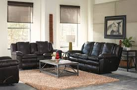 Catnapper Power Reclining Sofa Catnapper Top Grain Italian Leather Lay Flat Power Reclining