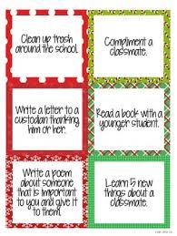 christmas calendar kindness countdown an advent calendar for your classroom