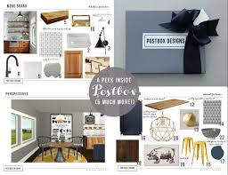 House Interior Design Mood Board Samples by Home E Design Postbox Designs