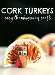 Easy Turkey Crafts For Kids - 21 easy thanksgiving crafts for kids