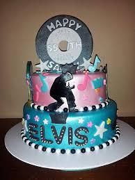 elvis cake topper birthday cakes best of elvis birthday cake desig hic
