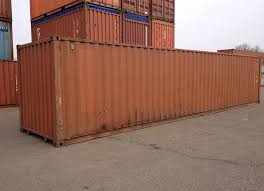 40ft shipping container used products mechanic international