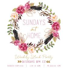 sundays at home link of home