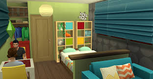 4 Bedroom Tiny House by Mod The Sims Small Slopes A Tiny House Starter