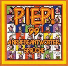 anrufbeantworter sprüche no artist piep 99 anrufbeantwortersprüche cd at discogs
