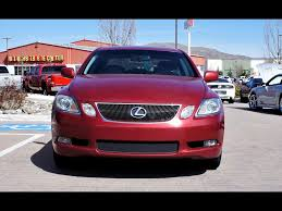 lexus gs300 headlights for sale 2006 lexus gs 300 awd for sale in reno nv stock 2767