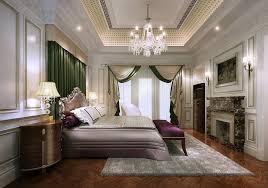 Luxury Bedrooms Interior Design by Classic Style Bedroom Luxurious Bedroom Interior Design And