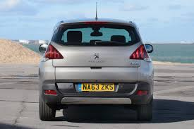 peugeot 3008 review used peugeot 3008 review pictures used peugeot 3008 front