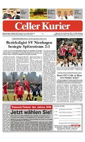 Christian Bach Bad Wildungen Kw8 Celler Kurier Ausgabe Mittwoch By Celler Kurier Issuu