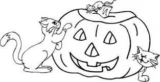 Preschool Halloween Printables by Coloring Pages Kids Halloween Printable Colouring Pages 4
