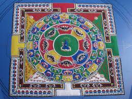 buddhist thanksgiving prayer blue medicine buddha sand mandala