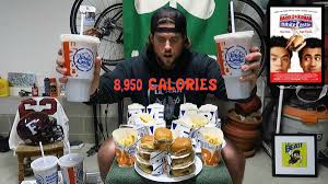 Challenge La Beast L A Beast On The Harold Kumar Go To White Castle