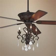 ceiling fan with chandelier light kit good furniture net