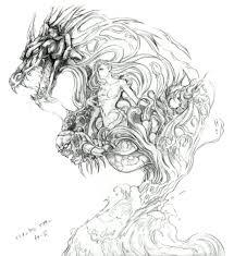 image melusine ffv nomura art jpg final fantasy wiki fandom