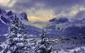 nature scenes wallpaper with picture alberta banff national