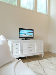 Painting White Bedroom Furniture Black Classic Yet Fashionable Chalk Paint Dresser Home Inspirations Design