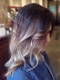 silver brown hair 31 balayage highlight ideas to copy now stayglam