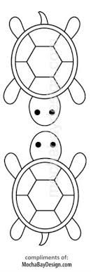 coloring pages bookmarks turtle coloring page