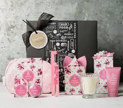 sweet treats gift box gifts she u0027ll love under 100 gourmet basket
