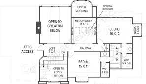 adare manor retirement house plans luxury floor plans
