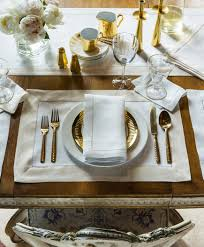 11 classic linens for your thanksgiving table photos