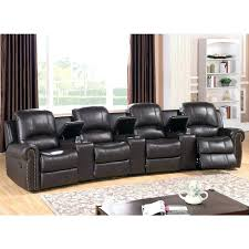 Four Seater Recliner Sofa 4 Seater Recliner Sofa Large Size Of Leather Reclining Sofa For