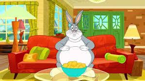 fat bugs bunny looney tunes meme