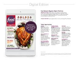 food network media kit home