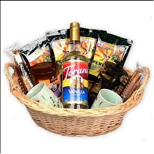 coffee gift basket ideas coffee lover s gourmet coffee gift basket with a press