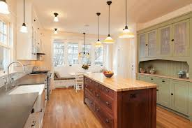 Gray Kitchen Galley Normabudden Com Kitchen Design Galley With Contemporary Farmhouse Style Using