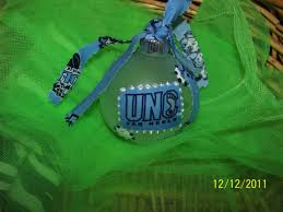 unc tarheels ornament unc