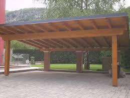 tettoia auto legno tettoia posto auto in legno verona tetti in legno verona