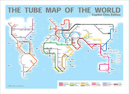 world map of capital cities map of the world wall map capital cities edition stanfords