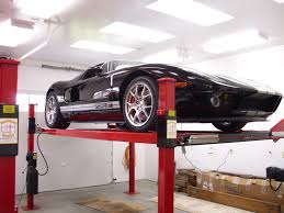 4 post lift for a gt archive the ford gt forum